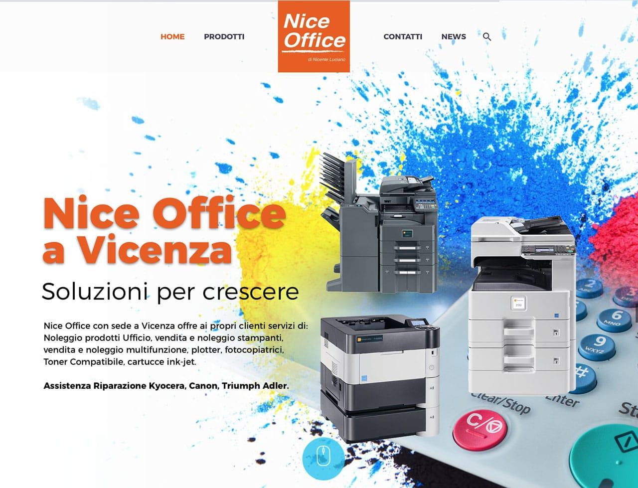 Stampanti Multifunzione Vicenza sito internet