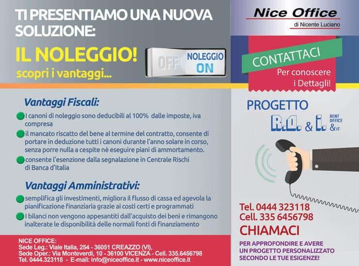 Noleggio Multifunzioni Fotocopiatrici da 15 € Mensili | Multifunzione Vicenza